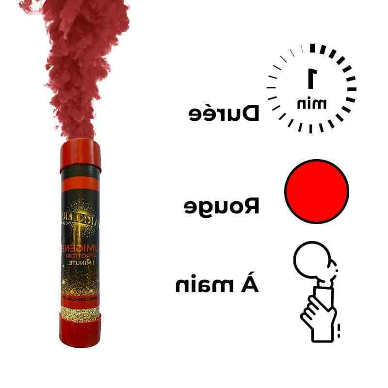 Pourquoi le fumigène Est-il indispensable ?