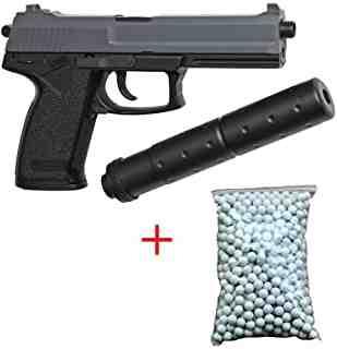 Quel est le pistolet à CO2 le plus puissant ?