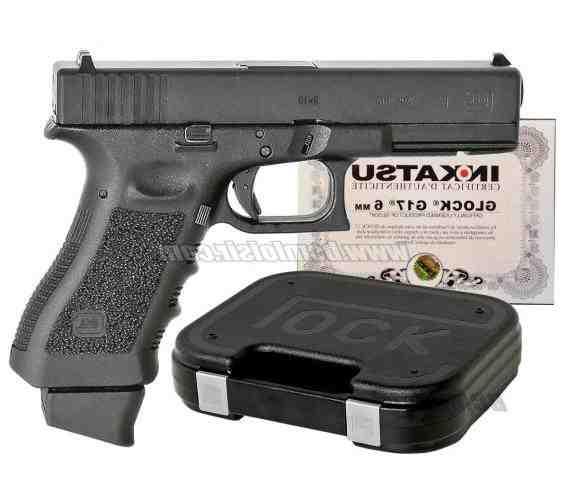 Quelle catégorie Glock 17 ?