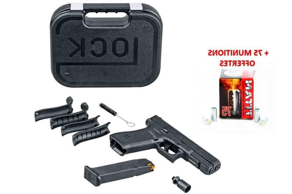 Quelle munition pour un Glock 17 ?