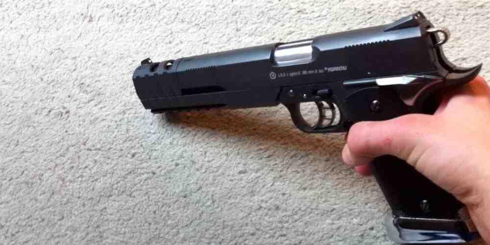 Quelle puissance pour un pistolet à bille ?