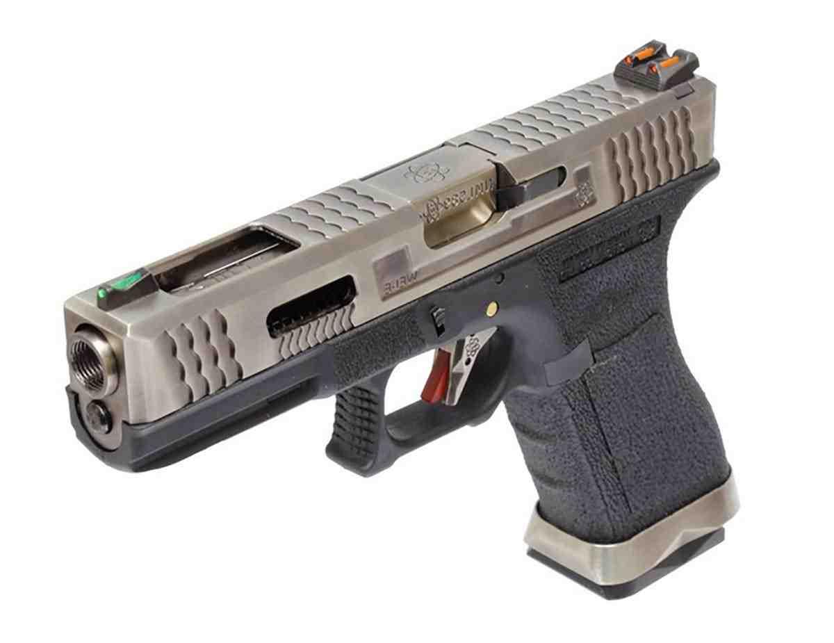Qui utilise le Glock ?